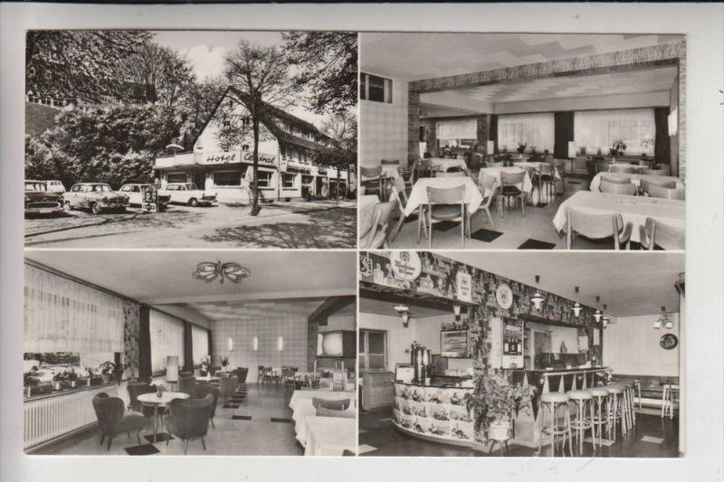 3542 WILLINGEN, Hotel Restaurant CENTRAL, Mehrbildkarte 0