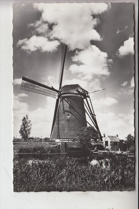 MÜHLE - Molen - mill, Windmühle KINDERDIJK / NL 0