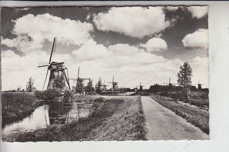 MÜHLE - Molen - mill, Windmühle KINDERDIJK / NL