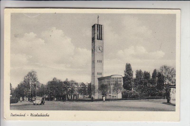 4600 DORTMUND, Nicolaikirche 0