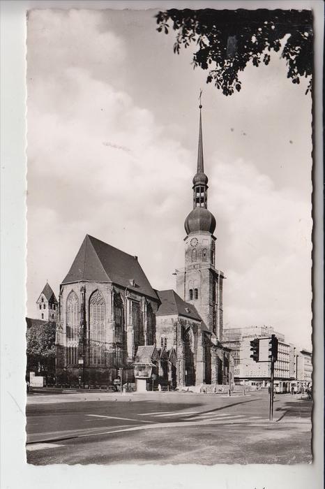 4600 DORTMUND, Reinoldikirche, Aussenansicht 0