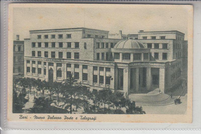 I 70000 BARI, Nuovo Palazzo Poste e Telegrafi