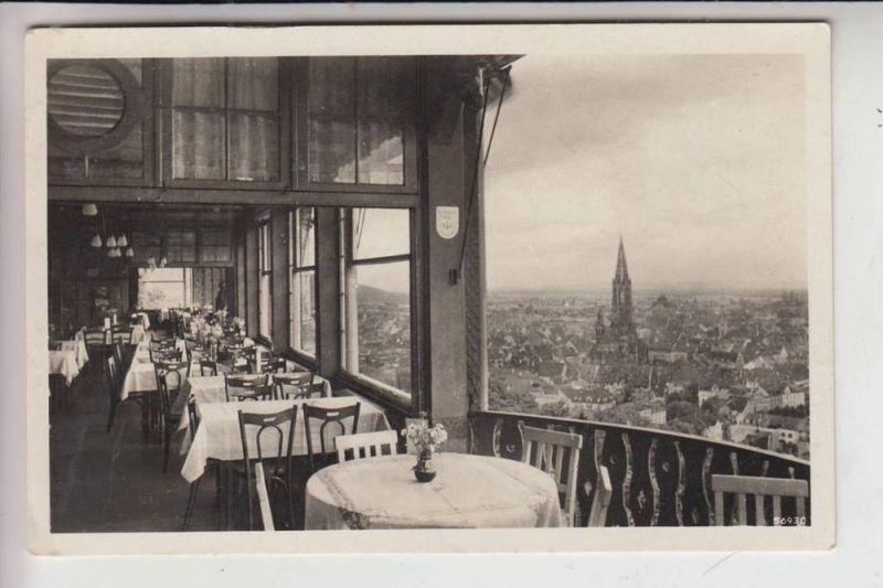 7800 FREIBURG, Schlossberg - Restaurant Dattler