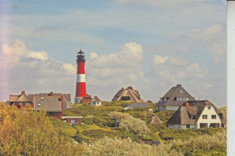 LEUCHTTURM - Lighthouse - Vuurtoren - Le Phare - Il Faro - FYR - Amrum