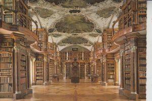 BIBLIOTHEK - Sankt Gallen, Staiftsbibliothek