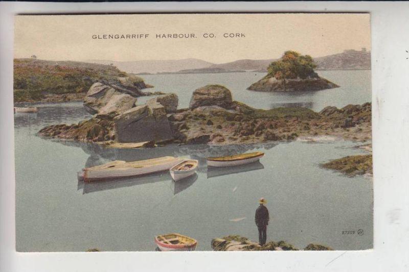 IRL - GLENGARIFF, Harbour