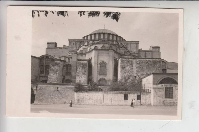 TR - ISTANBUL , Photo-AK 50er-Jahre