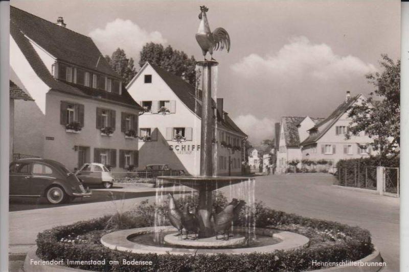 7997 IMMENSTAAD, Hennenschlitterbrunnen