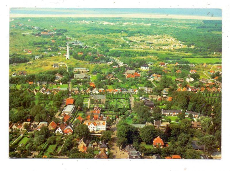 FRIESLAND - SCHIERMONNIKOOG, Luchtopname