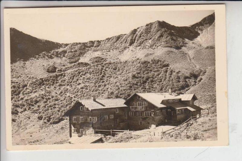 A 6992 HIRSCHEGG, Kleinwalsertal, Schwarzwasserhütte, Berghütte - Rifugi