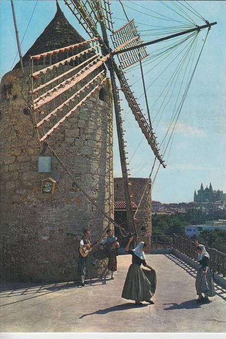 MÜHLE - Molen - mill, Windmühle Mallorca Molino del Jonquet