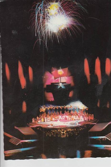 A 6900 BREGENZ, Bregenzer Festspiele 1966