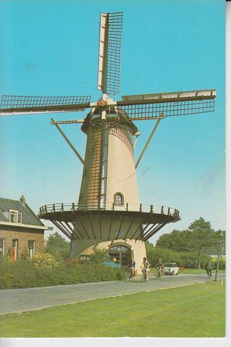 MÜHLE - Molen - mill, Windmühle Rotterdam Korenmolen