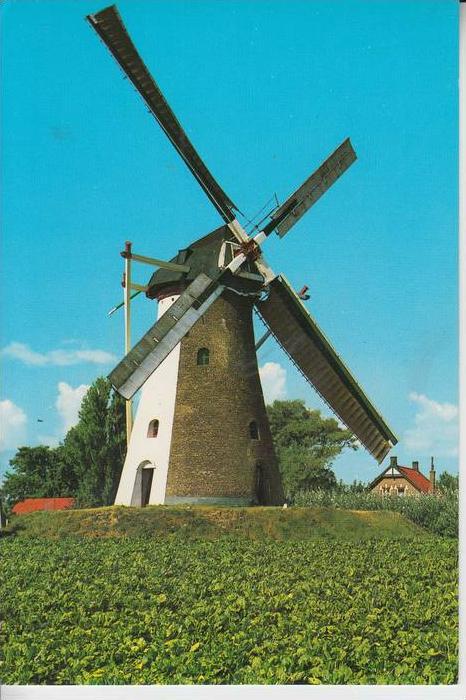 MÜHLE - Molen - mill, Windmühle Colijnsplaat
