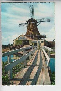 MÜHLE - Molen - mill, Windmühle Leiden, Houtzaagimolen