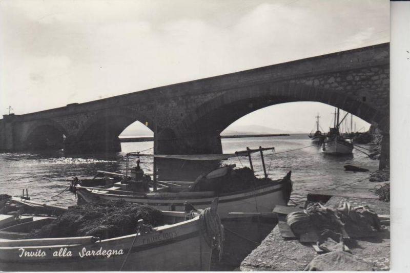 I 07041 ALGHERO - FERTILIA, Barche a Riposo