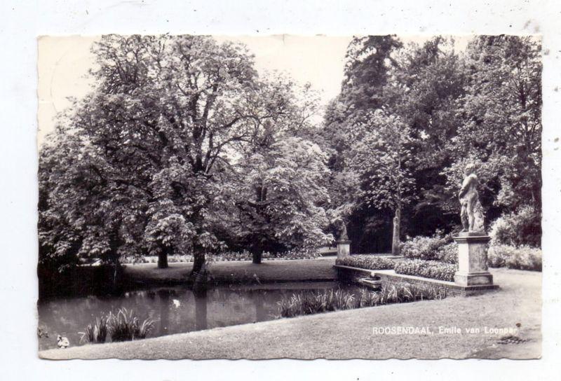 NOORD-BRABANT - ROOSENDAAL, Emile van Loonpark, 1967