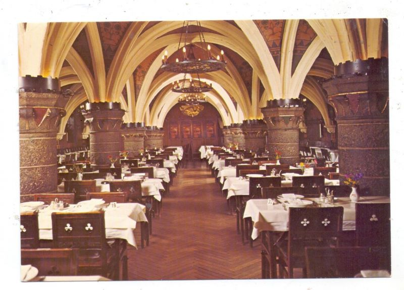 B 9000 GENT, Restaurant Raadskelder