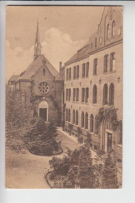 5090 LEVERKUSEN - OPLADEN, Erzbischöfliches Aloysianum 1919, Briefmarke fehlt 0