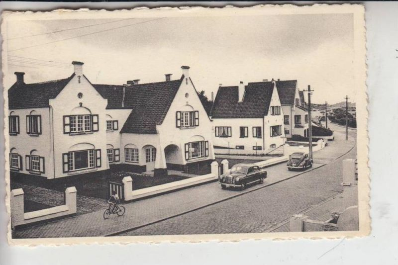 B 8300 KNOKKE - DUINBERGEN, Villen LA FLAMANDE / DUINHOEKJE / DUINZAND 1958