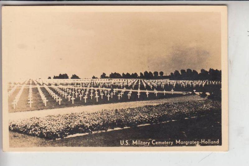 NL - LIMBURG - MARGRATEN, U.S. Military Cemetery