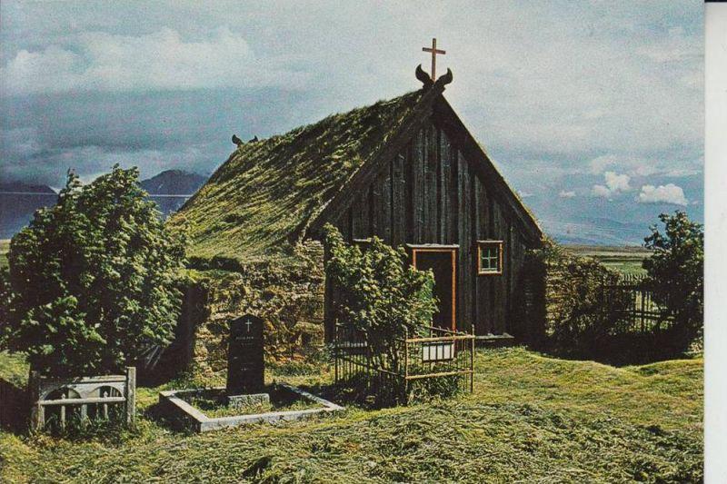 ISLAND - Skagafjord