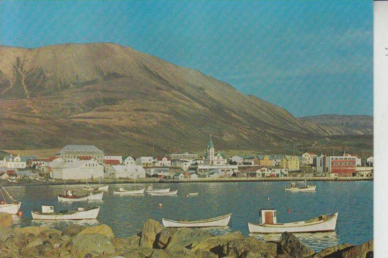 ISLAND - Husavik