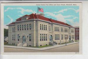 USA - MINNESOTA - MANKATO, Post Office & Court House, Teich