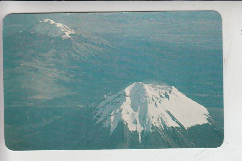 MEXICO - Popocatepetl - Volcanes - Vulkan - Vulcan, Air View