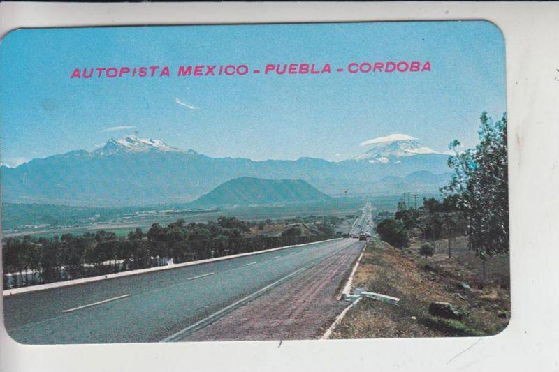 MEXICO - Autopista Mexico - Puebla - Cordoba