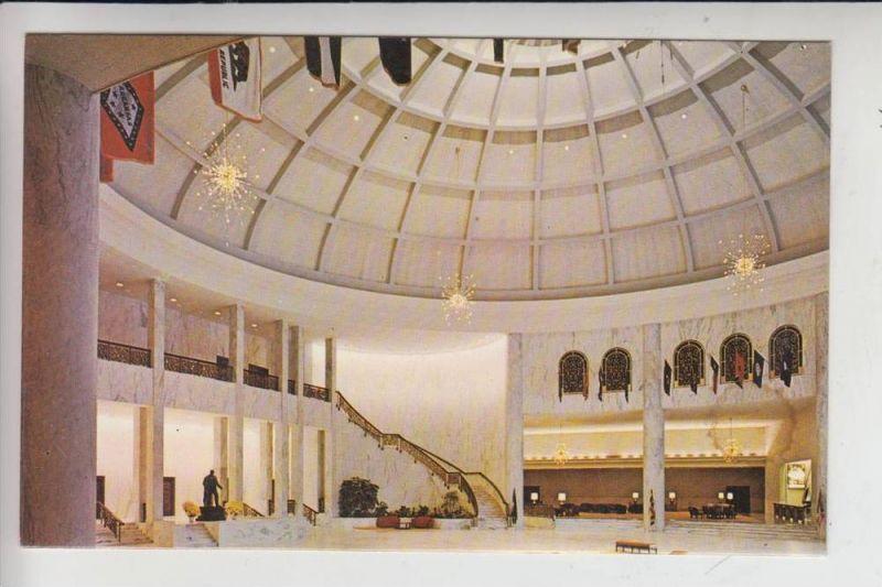USA - PENNSYLVANIA, Milton Hershey School, Hershey - Rotunda