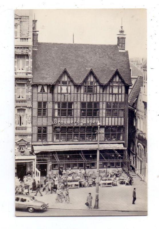 NOORD-HOLLAND - AMSTERDAM, Restaurant Het Brouwerwapen