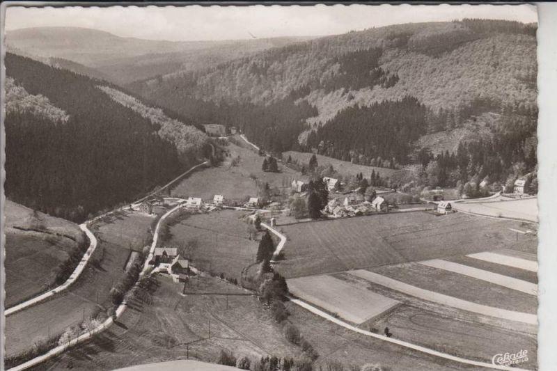 3542 WILLINGEN, Luftaufnahme 1957
