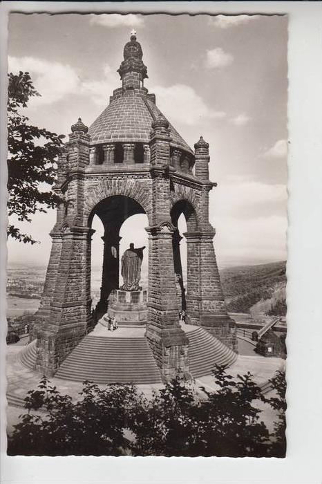 4952 PORTA WESTFALICA, Kaiser-Wilhelm-Denkmal