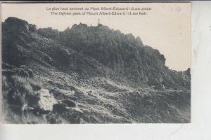 PAPUA NEW GUINEA - Mount Albert-Edward