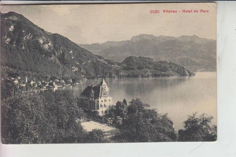 CH 6354 VITZNAU, Hotel du Parc
