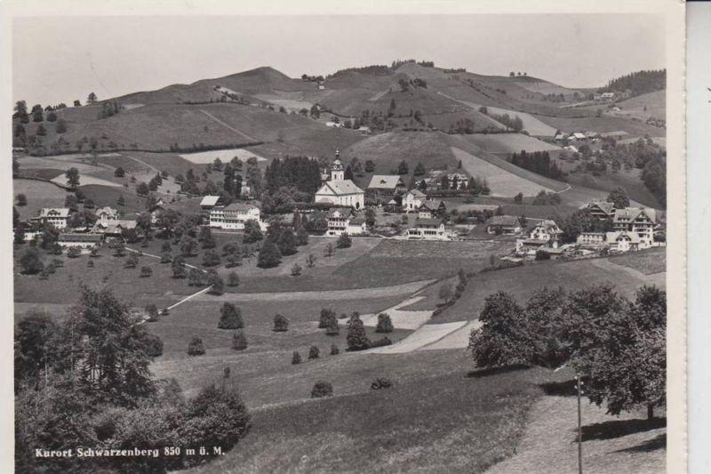 CH 6103 SCHWARZENBERG 1954, Ortsansicht