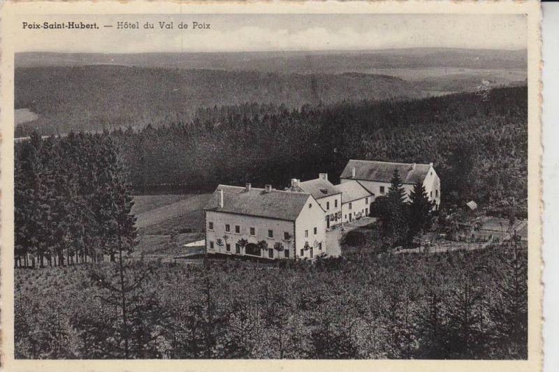 B 6870 ST. HUBERT, Hotel du Val de Poix