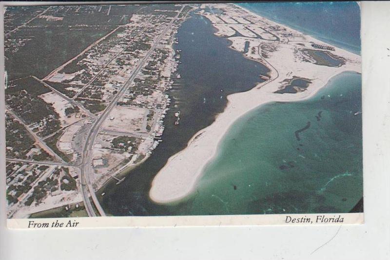 USA - FLORIDA - DESTIN from the Air 1978