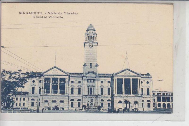 SINGAPORE - SINGAPUR, Victoria Theater