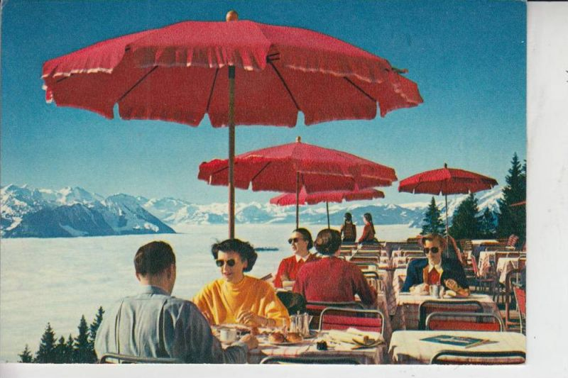 CH 6353 WEGGIS, Rigi Kaltbad 1965