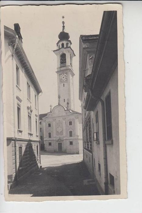 CH 7503 SAMADEN, Ortsansicht 1924