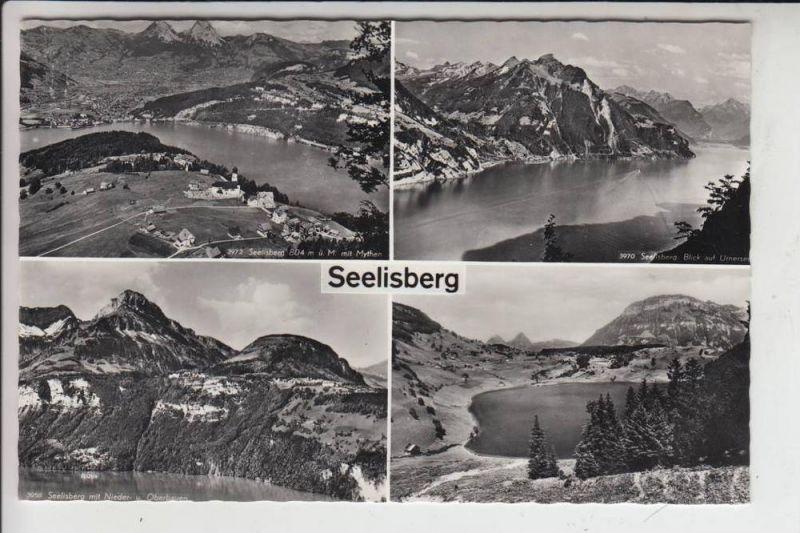 CH 6377 SEELISBERG, Mehrbildkarte