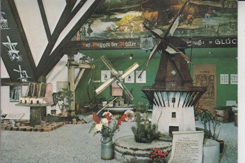 MÜHLE - Molen / Moulin / Mill - Wassermühle, Internationales Mühlenmuseum Suhlendorf