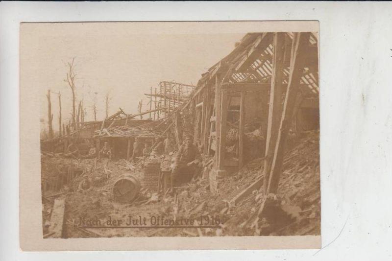 MILITÄR - 1.Weltkrieg - Frankreich