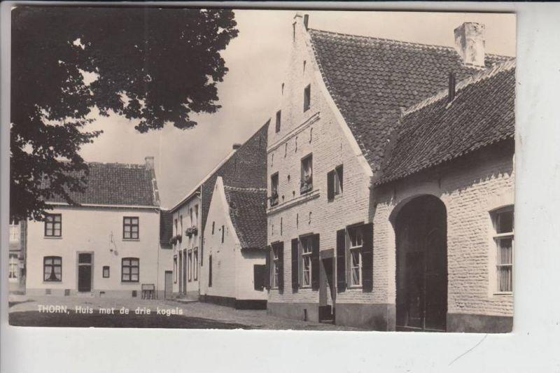 NL - LIMBURG - THORN, Huis met de drie Kogels