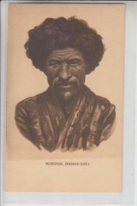 MONGOLEI, Völkerkunde Ethnic