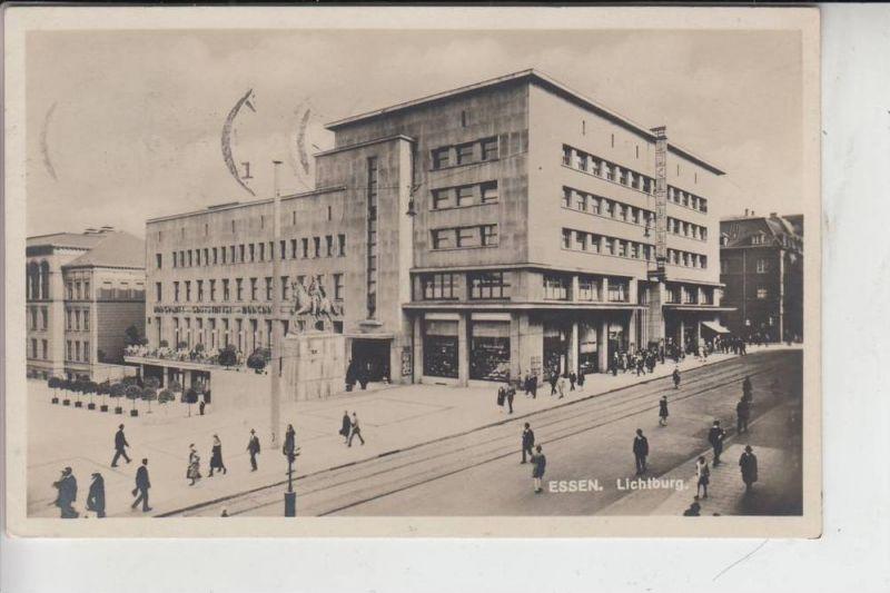 KINO - CINEMA - ESSEN / D, Lichtburg 1929