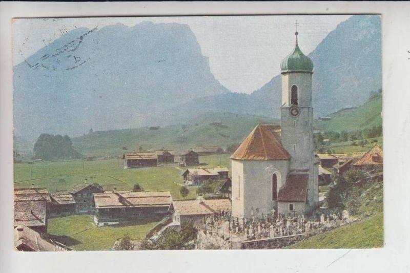 A 6886 SCHOPPERNAU, Serie: Bregenzerwald Nr.570, 1931