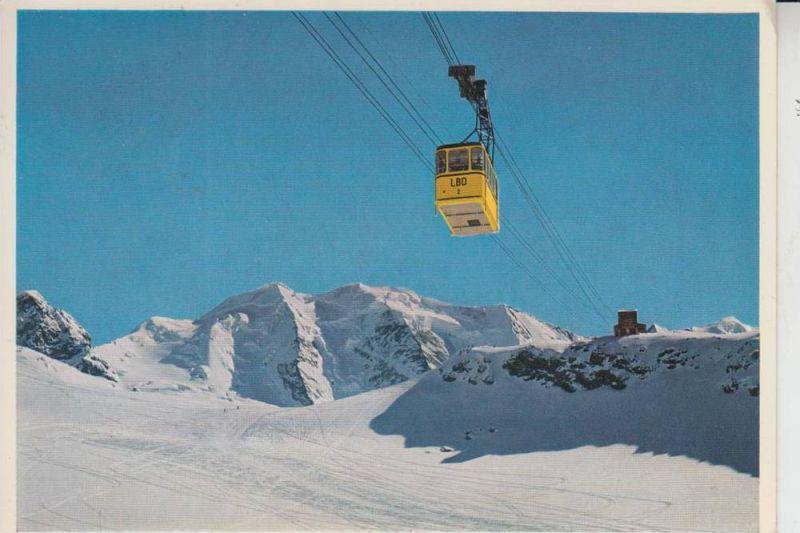 CH 7504 PONTRESINA, Luftseilbahn Diavolezza 1971